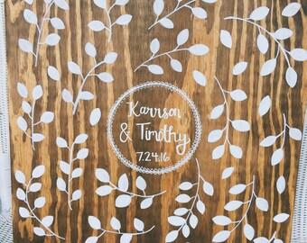 Leaf Guestbook