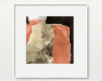 Abstract Painting, Art, Fine Art Print, Watercolor Print, Minimalist Art, Modern Home decor, Abstract Wall Art Print, Abstract Painting