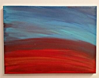 Original Acrylic Abstract