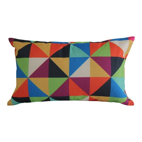 VIVID Rectangle cushion