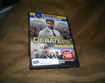 THE GREAT DEBATERS-denzel washington, forest whitaker