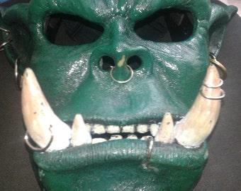 Orc's LARP mask