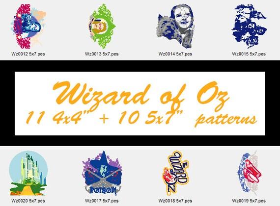 wizard of oz machine