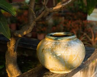 Ceramic Vase Round