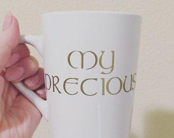 Lord of the Rings Gollum My Precious Mug