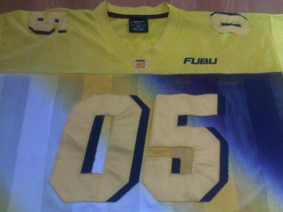 newest a1846 b12bf ... cheap fubu t shirt vintage jersey of 90s hip hop by 90shiphopfashion