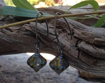 Magic Forest -1 earrings