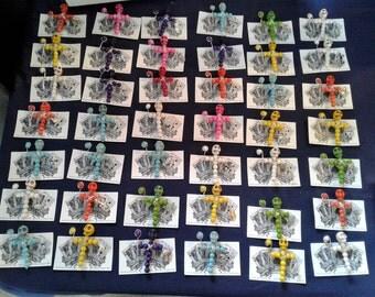 Wholesale Voodoo Pendants, Brooches, Earrings, Bracelets