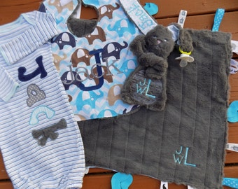 Customized baby set