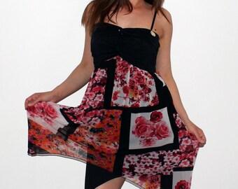 "model #m84 fantastic italian dress ""mussony"""