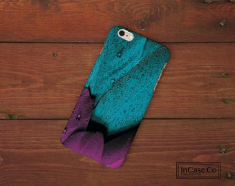 Pink Blue Feathers Phone Case. For iPhone Case, Samsung Case, LG Case, Nokia Case, Blackberry Case and More!