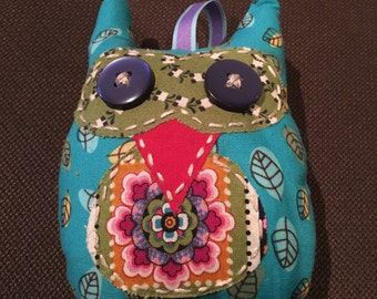 Hanging Owl Decoration