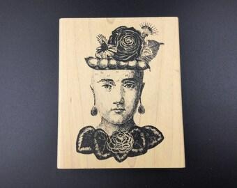 Invoke Arts Rubber Stamp