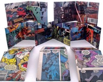 Comic Book Wallet