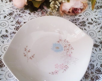 Gorgeous Vintage  Rose Sachet serving bowl