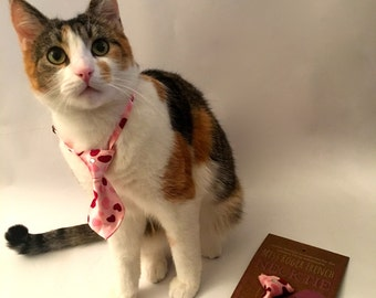 The Cassanova: Adjustable necktie for cats, dogs, kittens, Puppies and furrbabies