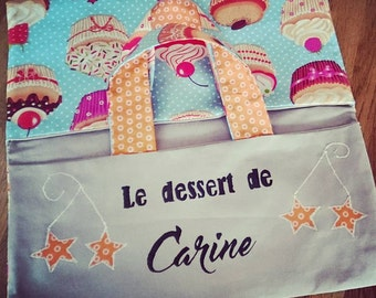 Pastry bag custom