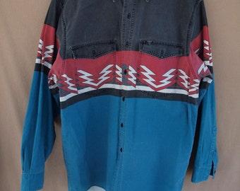 Men's WrangerBrand Western Style Shirt - ON SALE!!