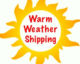 Warm Weather Shipping Package
