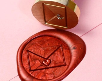 Love Letter Seal wax stamp25mm