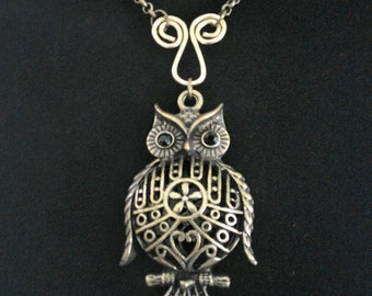 Wisdom of Archimedes Necklace