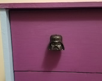 Darth Vader Star Wars Knob for Dressers, Drawers & Closets, Cabinets