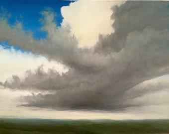 Large Cloudscape #1