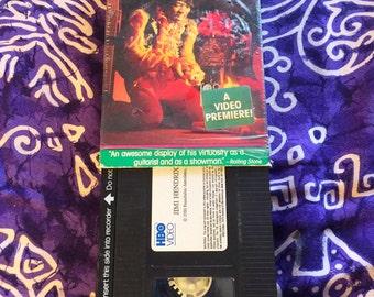 1986, Jimi Hendrix LIVE at Monterey VHS