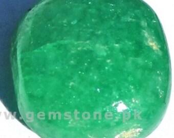 Afghanistan emerald gemstone