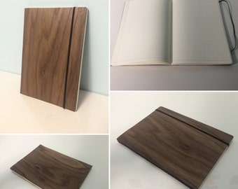 Walnut Veneer Notebook