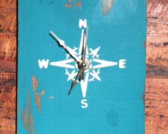 Custom nautical clock
