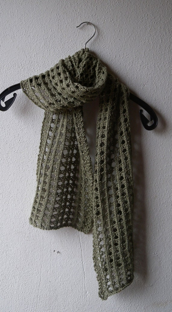 Summer Scarf Knitting Patterns