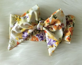 Fall Floral Wrap