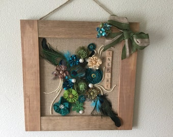 Collage Wall Hanging