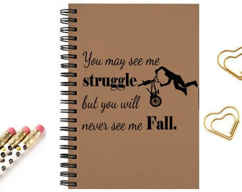 Journal Notebook, inspirational quotes