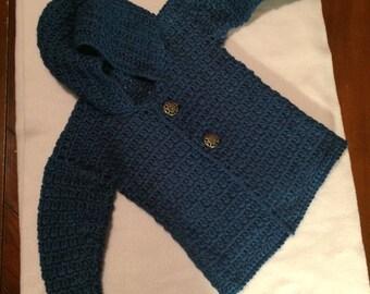 Crochet Baby / toddler sweater
