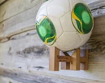 Wooden Rack for Football, Basketball, Soccer Ball, Volleyball