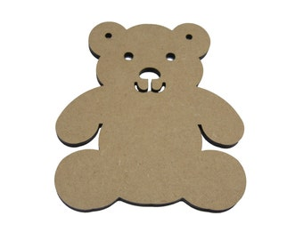 10 * Teddies  4cm - 10cm , Option To Have With Or Without Hanging Hole