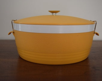 Vintage Sunfrost Therm-o-ware Ice Bucket/Container