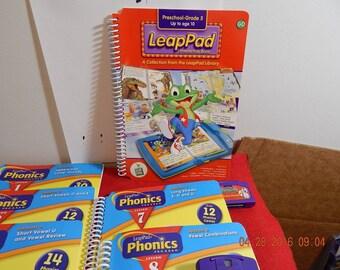 Leap pad Phonics Program