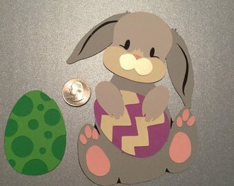 A41 - Easter Bunny with Egg(s)