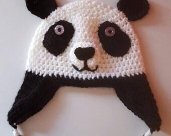 Baby Panda Hat