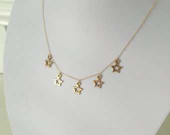 The Celeste Necklace