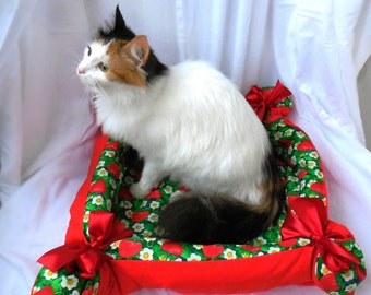 CAT BED, beds for pets, pet beds, pet bedding, cat mat