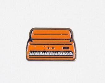 Wurlitzer Soft Enamel Lapel Pin