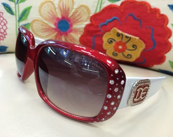 The Bling Sunglasses with Rhinestones #8
