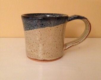 Blue/Cream Mug