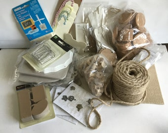 Crafting Scrapbooking Supplies