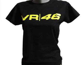 T-shirt women VR46