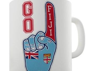 Go Fiji! Ceramic Mug